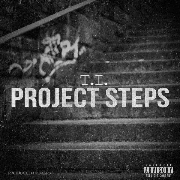 T.I. Project Steps Cover Art
