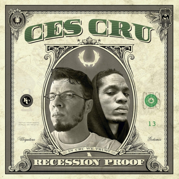 Ces Cru Recession Proof Cover Art