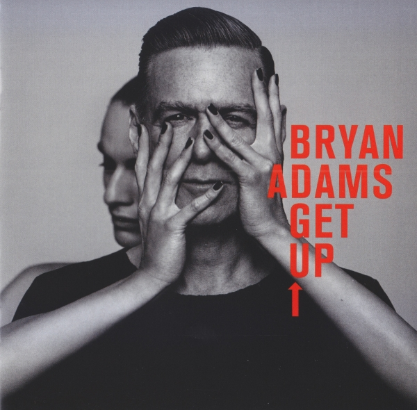 Bryan Adams Get Up cover art