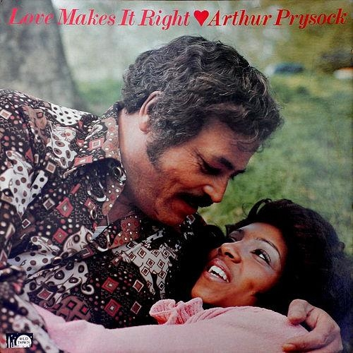 Arthur Prysock Love Makes It Right Cover Art