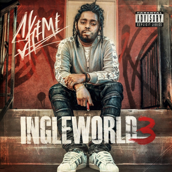 Skeme Ingleworld 3 cover art
