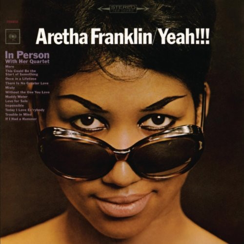 Aretha Franklin Yeah!!! cover art
