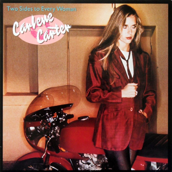 Carlene Carter Two Sides To Every Woman cover art
