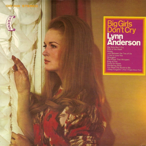 Lynn Anderson Big Girls Don't Cry cover art