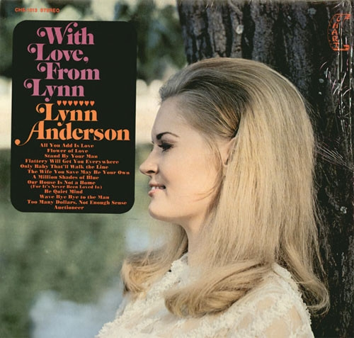 Lynn Anderson With Love, From Lynn cover art