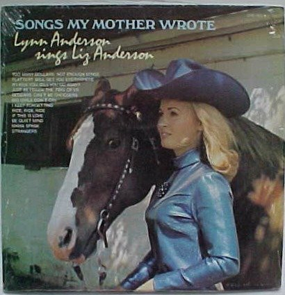 Lynn Anderson Songs My Mother Wrote cover art