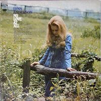 Lynn Anderson No Love at All cover art
