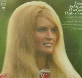 Lynn Anderson How Can I Unlove You cover art