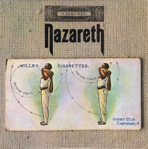 Nazareth Exercises cover art