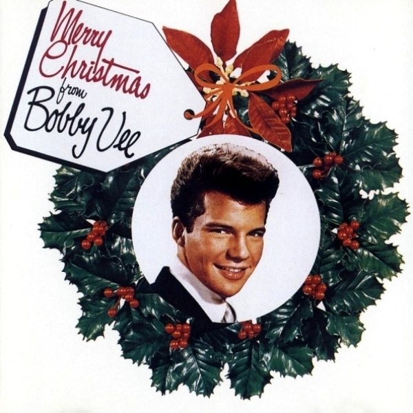 Bobby Vee Merry Christmas From Bobby Vee (The Christmas Album) Cover Art