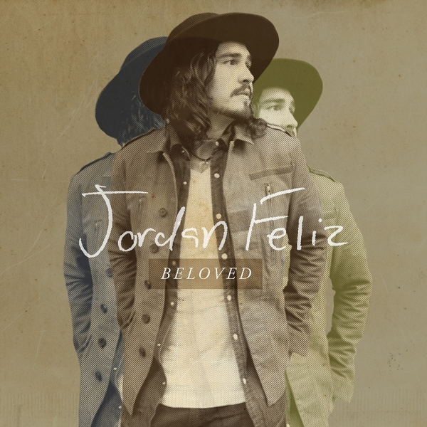Jordan Feliz Beloved cover art