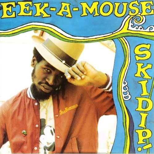 Eek-A-Mouse Skidip! Cover Art