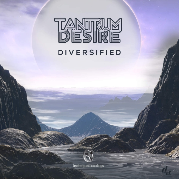 Tantrum Desire Diversified cover art