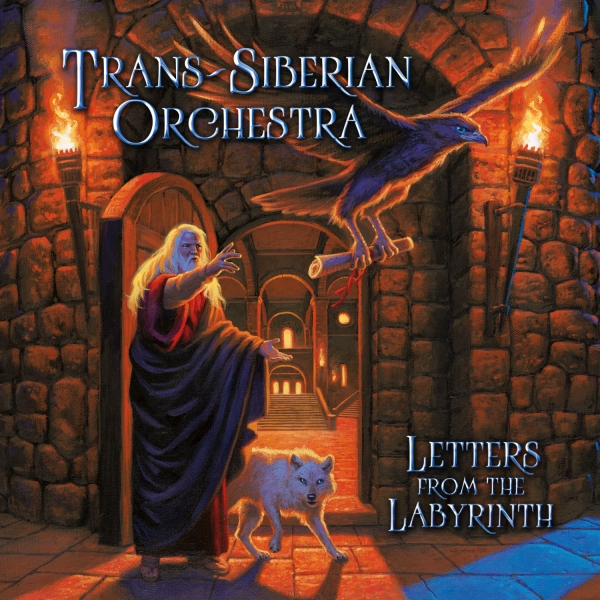 Trans‐Siberian Orchestra Letters From the Labyrinth cover art