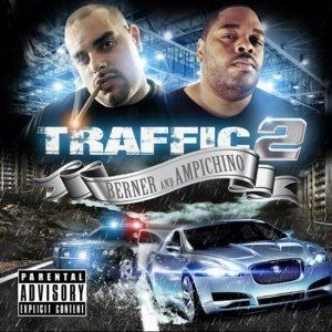 Berner & Ampichino Traffic 2: Planes, Trains & Automobiles Cover Art