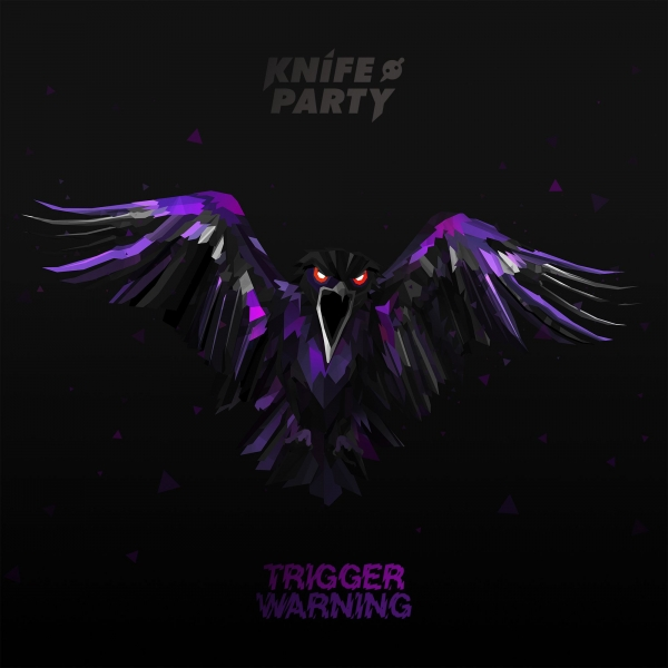 Knife Party Trigger Warning Cover Art