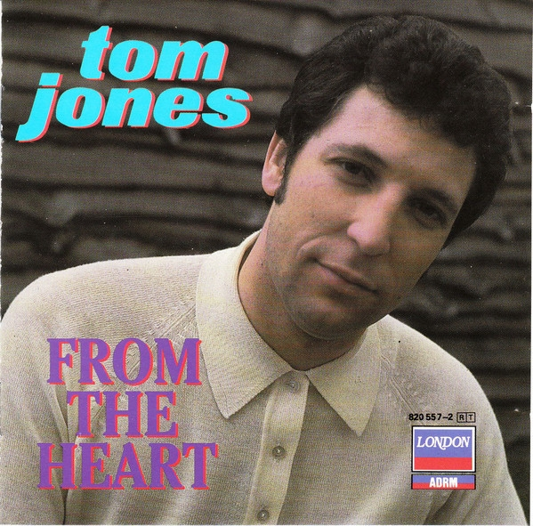 Tom Jones From the Heart cover art