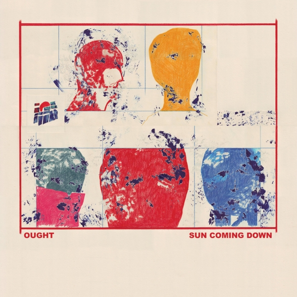 Ought Sun Coming Down cover art