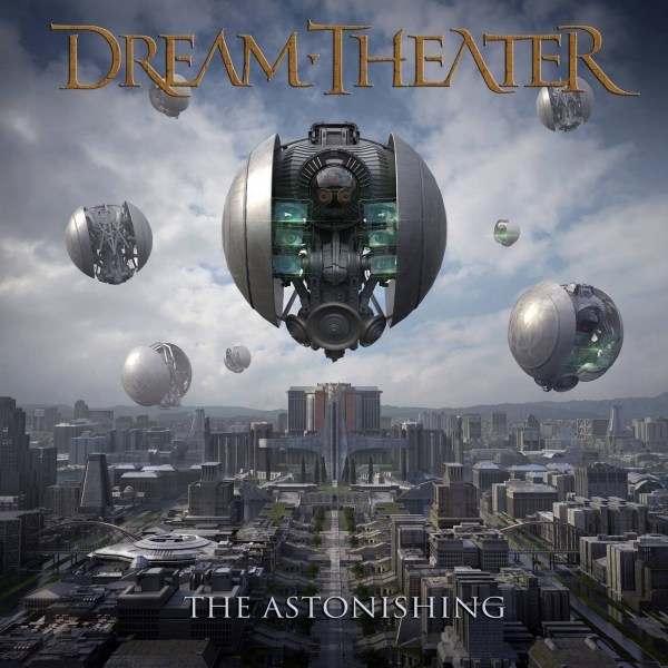 Dream Theater The Astonishing Cover Art