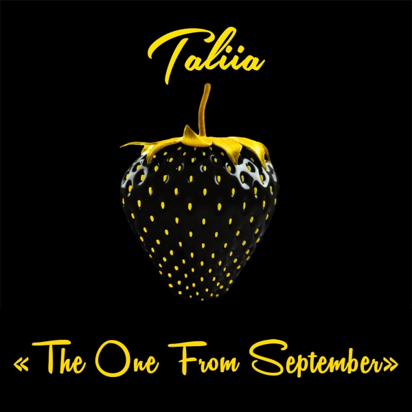 Taliia EP The One From September Cover Art