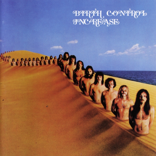 Birth Control Increase Cover Art
