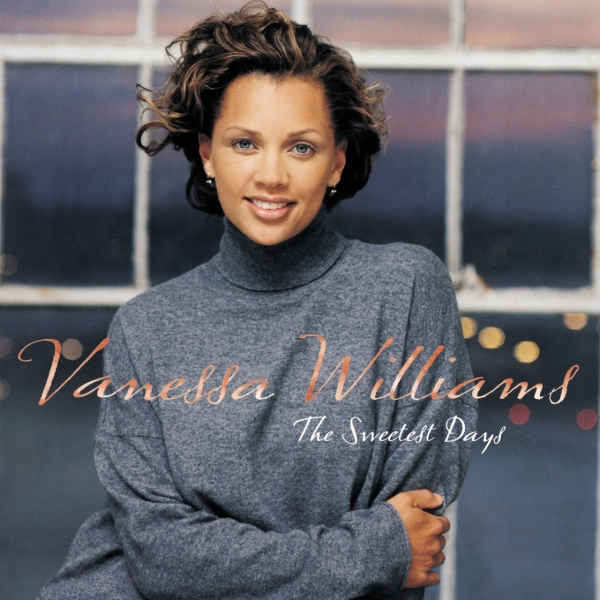 Vanessa Williams The Sweetest Days cover art