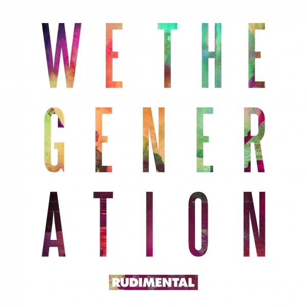 Ella Eyre We the Generation cover art