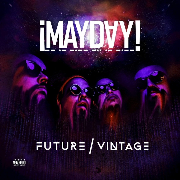 ¡Mayday! Future Vintage Cover Art