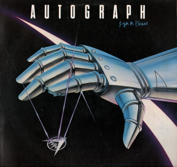 Autograph Sign In Please cover art