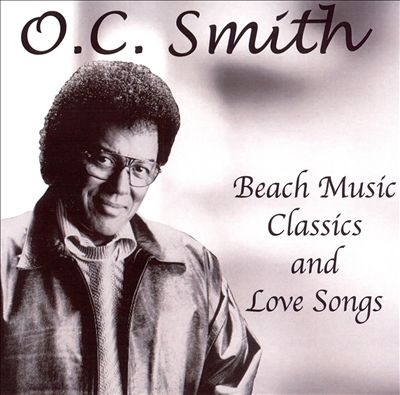 O.C. Smith Beach Music Classics and Love Songs cover art