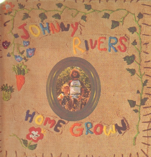Johnny Rivers Home Grown cover art