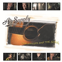 Air Supply The Singer and the Song Cover Art