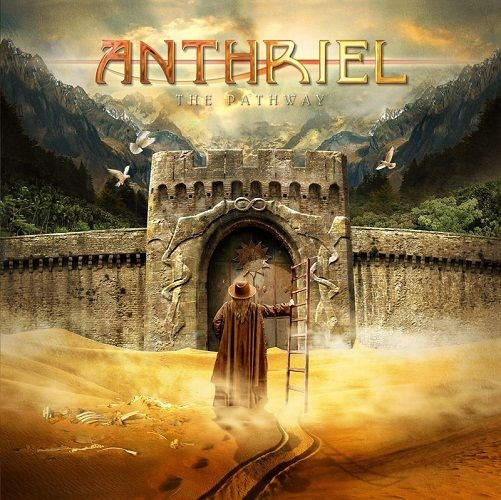 Anthriel The Pathway cover art