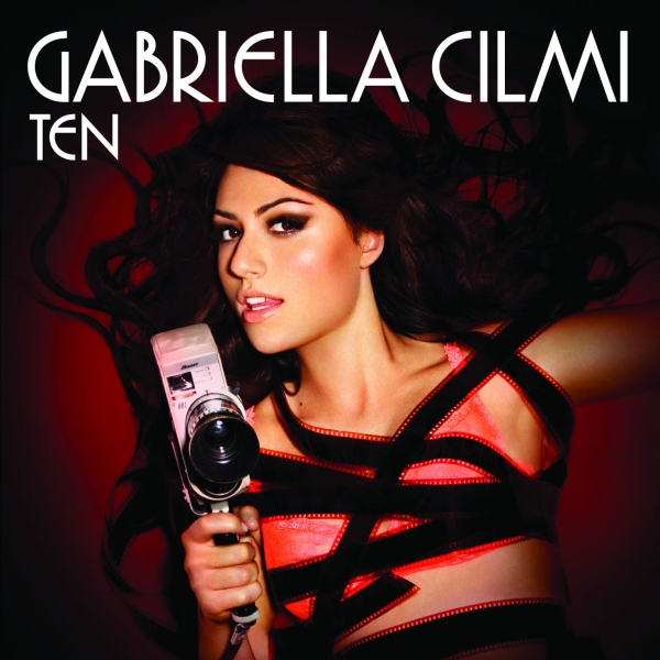 Gabriella Cilmi Ten cover art