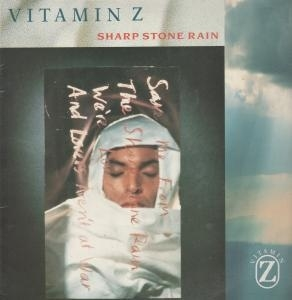 Vitamin Z Sharp Stone Rain cover art
