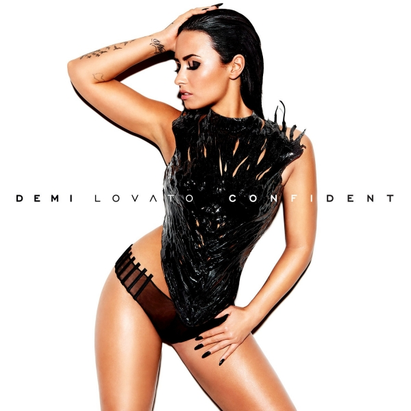 Demi Lovato Confident Cover Art