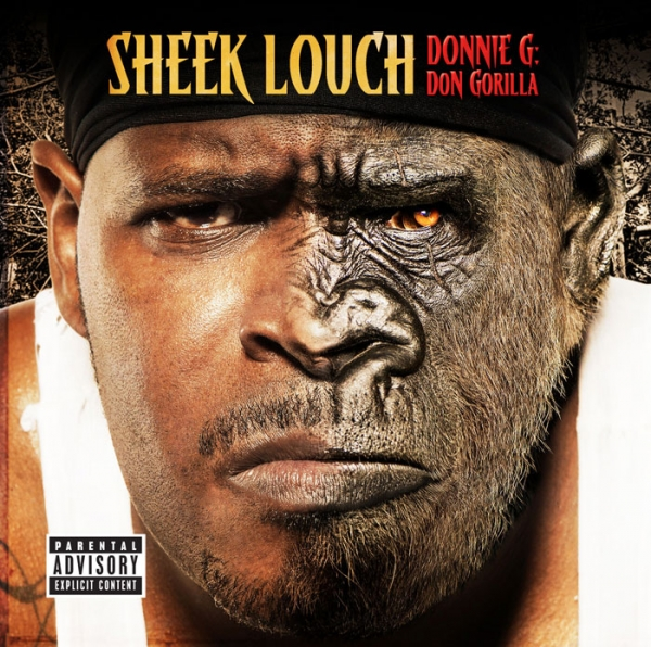 Sheek Louch Donnie G: Don Gorilla cover art