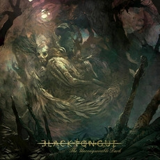 Black Tongue The Unconquerable Dark cover art