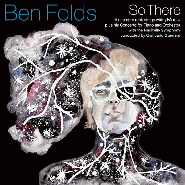 Ben Folds So There Cover Art