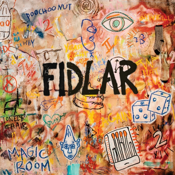 FIDLAR Too Cover Art