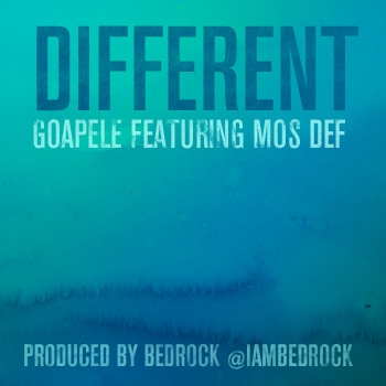 Goapele feat. Mos Def Different Cover Art