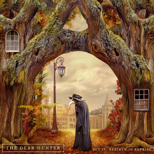 The Dear Hunter Act IV: Rebirth in Reprise cover art
