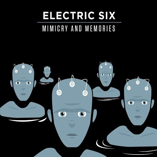Electric Six Mimicry and Memories cover art