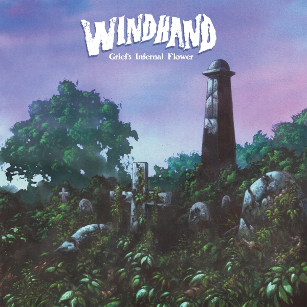 Windhand Grief's Infernal Flower Cover Art