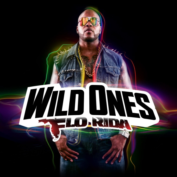 Flo Rida Wild Ones cover art