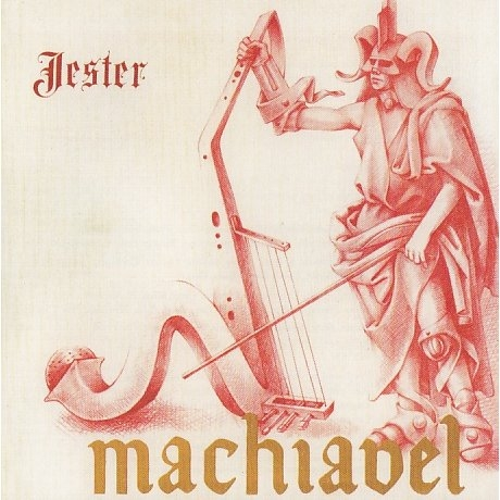 Machiavel Jester cover art