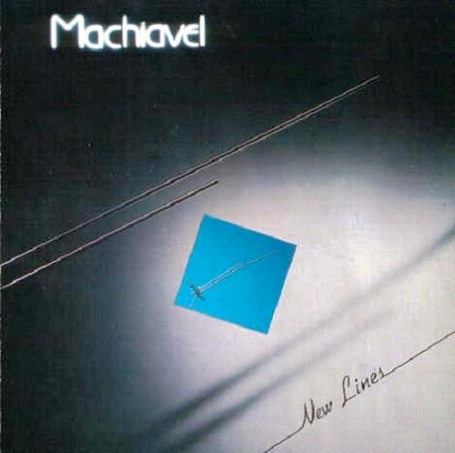 Machiavel New Lines cover art