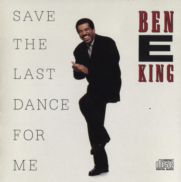 Ben E. King Save the Last Dance for Me cover art
