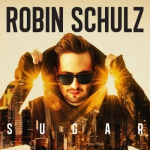 Robin Schulz Sugar Cover Art