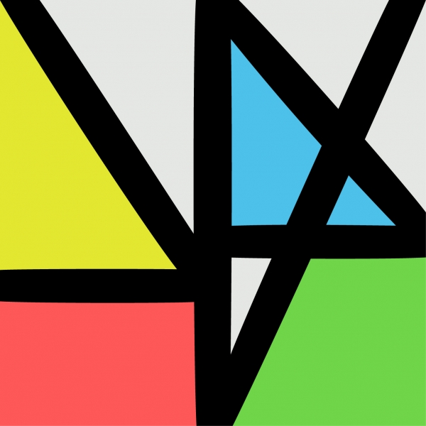 New Order Music Complete cover art